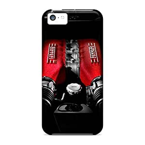 Hot 458 4 First Grade Tpu Phone Case For Iphone 5c Case Cover