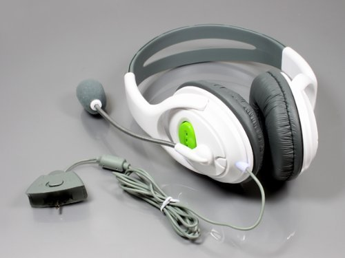 Headphone with Microphone for Xbox 360 Xbox 360 Slim Review