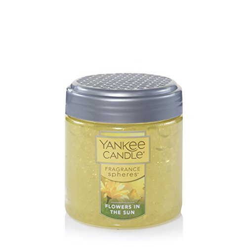 - Yankee Candle Fragrance Spheres Odor Neutralizing Scent Beads, Flowers in the Sun