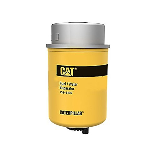 Caterpillar 1596102 159-6102 FUEL WATER SEPARATOR Advanced High Efficiency