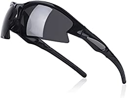 O2O Polarized Sports Sunglasses for Women Men Teens Youth Biking Running Golf Unbreakable Frame