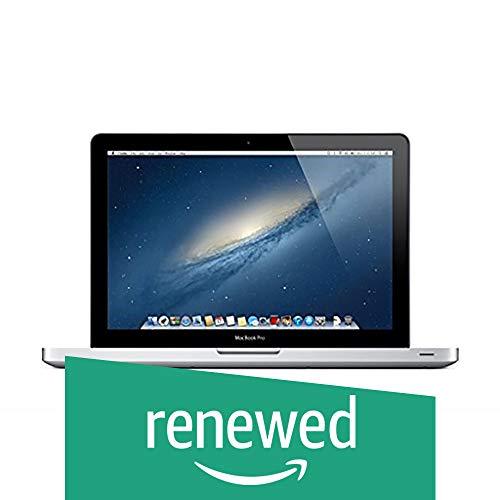 Apple MacBook Pro MD101LL/A 13.3-inch Laptop (2.5Ghz, 4GB RAM, 500GB HD) (Renewed) from Apple