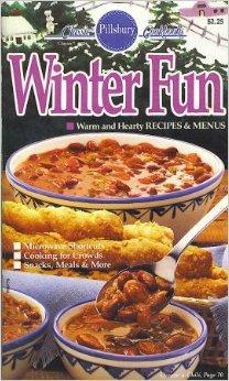 Winter Fun (Pillsbury Classic Cookbooks, 83)