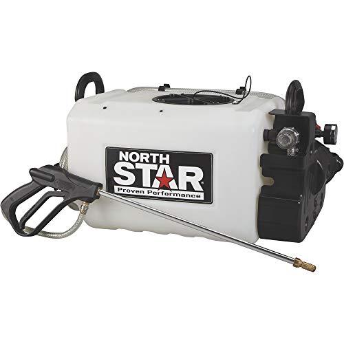 NorthStar ATV Spot Sprayer – 10-Gallon Capacity, 1.1 GPM, 12 Volt