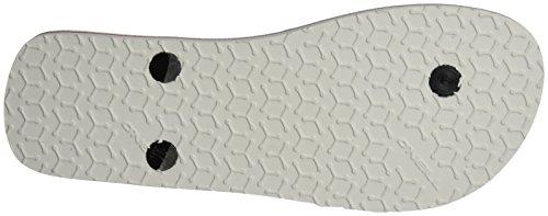 ONeill Damen Fw Basic Flip Flop Zehentrenner Weiß (Super White)