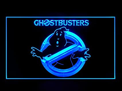Amazon ghostbusters bar light sign home kitchen ghostbusters bar light sign mozeypictures Choice Image