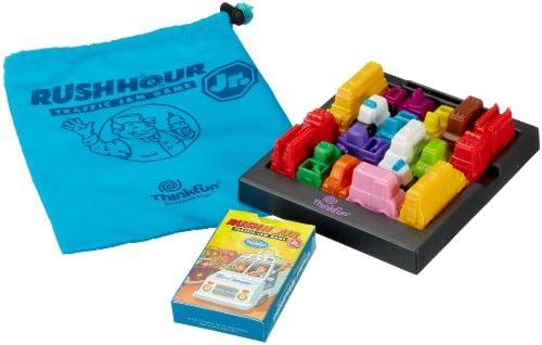Thinkfun 855048 Rush Hour junior - Juego de mesa de hora punta de tráfico [Importado de Alemania]: Amazon.es: Juguetes y juegos