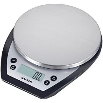 Salter Aquatronic Glass Electronic Kitchen Scale Digital Kitchen Scales Kitchen