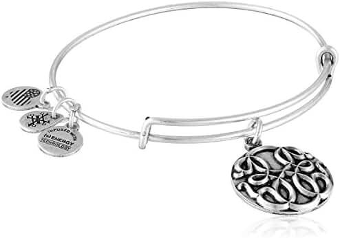 Alex and Ani Path of Life III Expandable Rafaelian Bangle Bracelet
