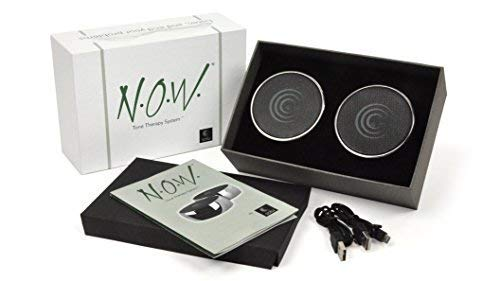 N.O.W. Tone Therapy System. Sound Meditation Speakers. It's Yoga for Your Mind