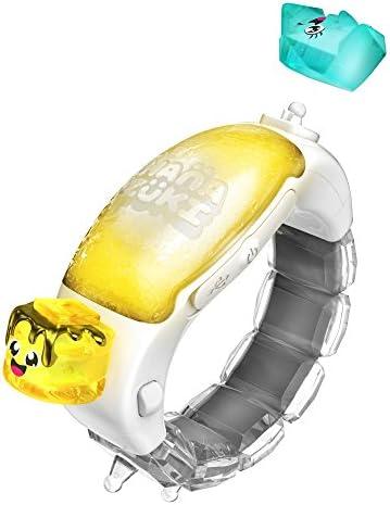 HANA ZUKI pieno di tesori moodgleam indossabili braccialetto Bluetooth /& 2 CONFEZIONI NUOVE