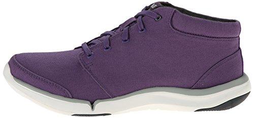 Teva top Wander Women's Purple Shoe Canvas Mid rASrBq