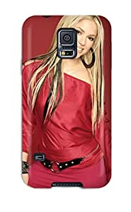 New Style Quality Case Cover With Shakira 51 Nice Appearance Compatible With Galaxy S5