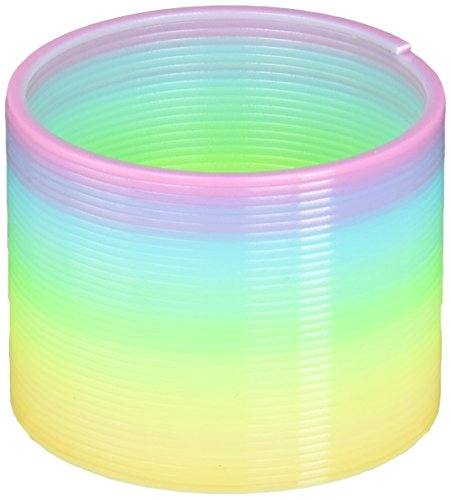 Glow Magic Spring Compare Slinky