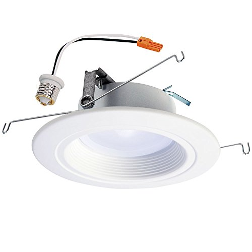 (HALO Recessed RL56 Zigbee Smart LED Downlight, White)