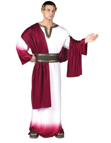 Caesar Deluxe Costumes (CAESAR DELUXE ADULT ONE SIZE)