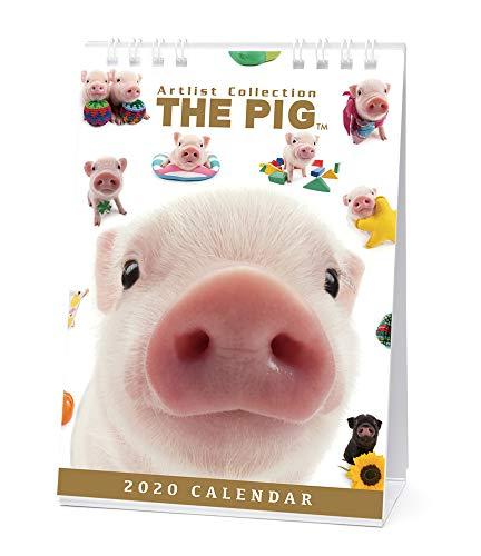 Guinea Pigs 2001 Calendar - The Pig Desk Calendar 2020