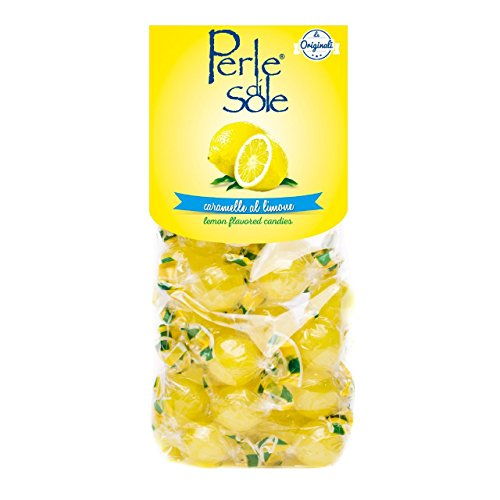 Perle di Sole Amalfi Lemon Drops (7.05oz. Bag)
