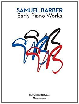 Book Early Piano Works (2010-02-23)
