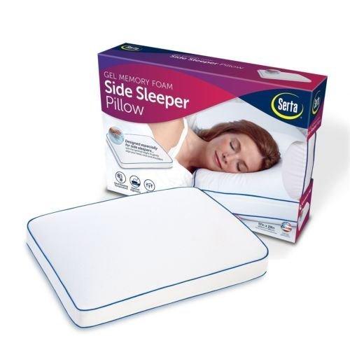 serta-gel-memory-foam-side-sleeper-pillow-comfort-new