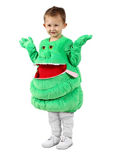 Princess Paradise Child Ghostbusters Feed Me Slimer