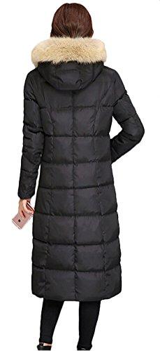 Negro Mujer Negro Brinny Brinny Negro Brinny Abrigo Para Abrigo Brinny Abrigo Para Mujer Para Mujer Abrigo ptTwqR