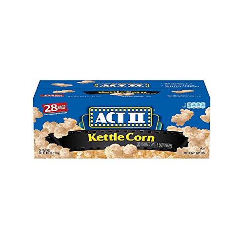 ACT II Kettle Corn Microwave product image