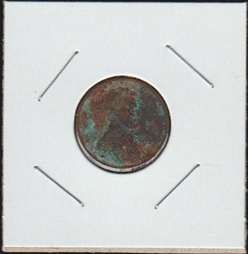 1927 D Lincoln Wheat (1909-1958) Penny Good