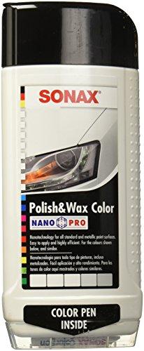 Sonax 75005 Polish & Cera, color Blanco