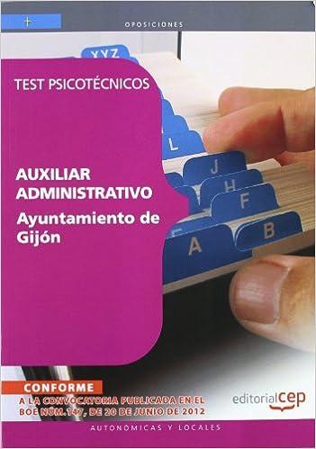 Amazon.com: Auxiliar Administrativo del Ayuntamiento de ...