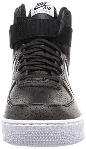 Nike Air Force 1 Hoch '07 Lv8 Mens Style: 806403 Schwarz / Weiß-Weiß