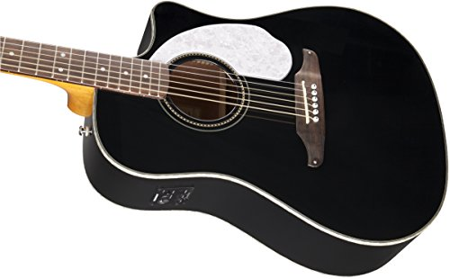 fender sonoran sce dreadnought cutaway acoustic electric guitar black buy online in uae. Black Bedroom Furniture Sets. Home Design Ideas