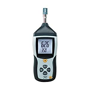 LAFAYETTE TDP-92 PROFESSIONAL THERMOMETER - HYGROMETER 33101315