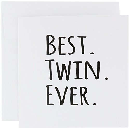Sister Birthday Cards Amazon – Twin Sister Birthday Card