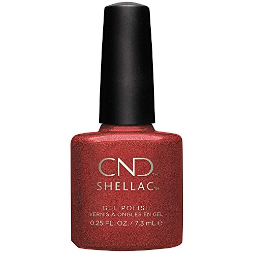 - CND Shellac Power Polish - Fall 2016 Craft Culture Collection- Hand Fired