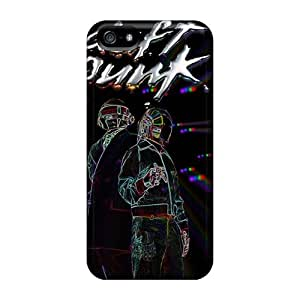 ChristopherWalsh Iphone 5/5s Scratch Protection Phone Case Customized Stylish Daft Punk Band Skin [qTp19996lPgp]