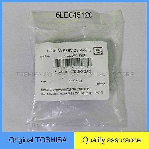 Printer Parts 10pcs Original Toshiba Copier Spare Parts Gear GEAR-10H025-390 6LE045120 for Toshiba Copier Model eS520/600/720/850