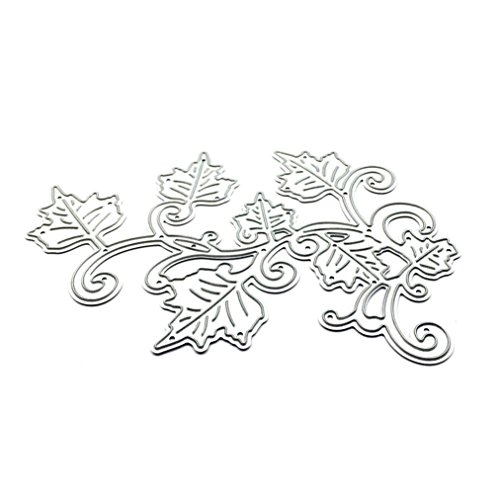 Topunder Merry Christmas Metal Cutting Dies Stencils Scrapbooking Embossing DIY Crafts D