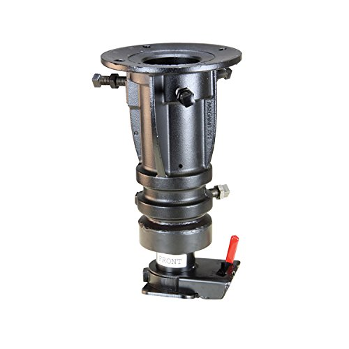 Fifth Wheel Tow Vehicle - Convert-A-Ball C5G1216 Adjustable 5th Wheel/Gooseneck Adapter - 12