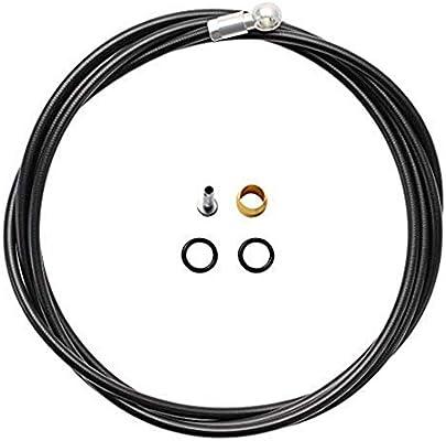 Euopat Juego de Cables de Bicicleta, Cable Universal de Freno de ...