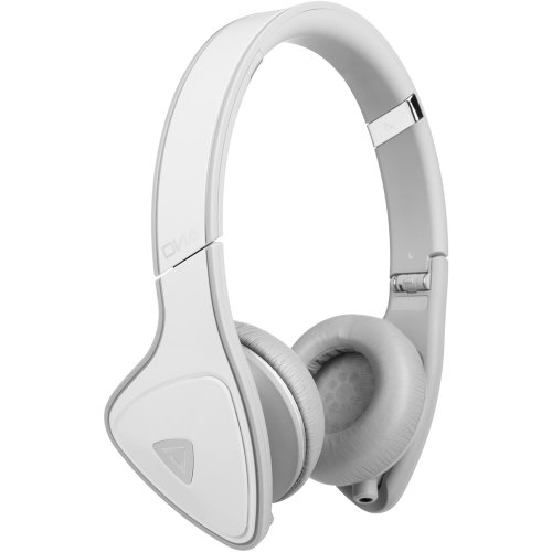 Monster DNA On-Ear Headphones (White with Gray), Best Gadgets