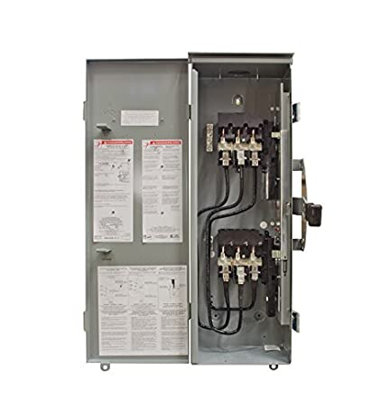 amazon com 100a winco manual transfer switch mts 3 ph 3 pole rh amazon com 600 amp 480 volt manual transfer switch ge 600 amp manual transfer switch