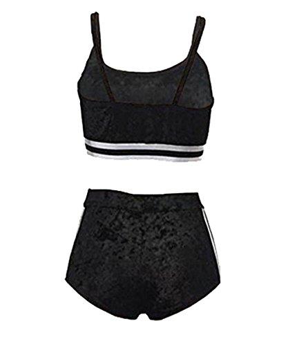 Tailleur Tailleur Black 3291 pantalone Misschicy Misschicy Donna wFxqHqp
