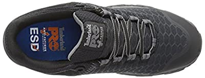 Timberland PRO Women's Powertrain Sport Soft Toe SD+ Industrial and Construction Shoe