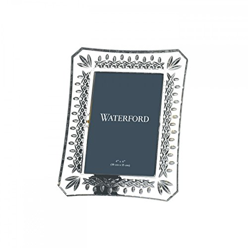 Waterford Crystal Lismore 4-by-6-Inch Frame (108-049)