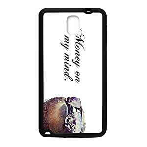 QQQO Money on my mind Case Cover For samsung galaxy Note3 Case