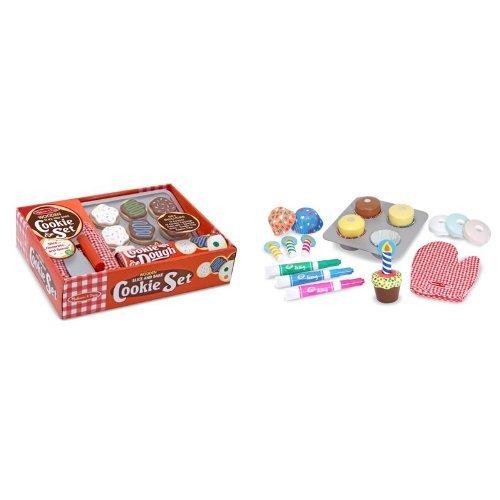 play dough cupcake set - 4