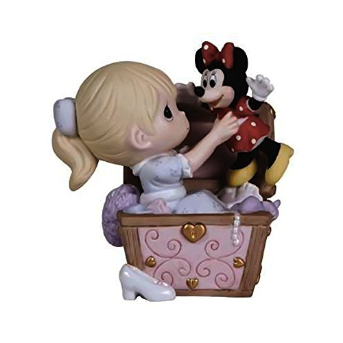 (Precious Moments I'm So Happy To Have Found You - Girl Figurine)