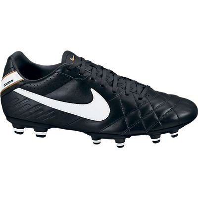 Nike Tiempo Mystic IV FG Mens Football Boots Soccer Cleats 454309 012 Firm Ground (UK 5.5 US 6 EU 38.5)