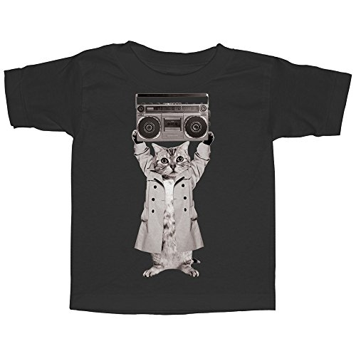 FIFTH SUN Lost Gods Toddler Boys' Say Kitty Graphic T-Shi...